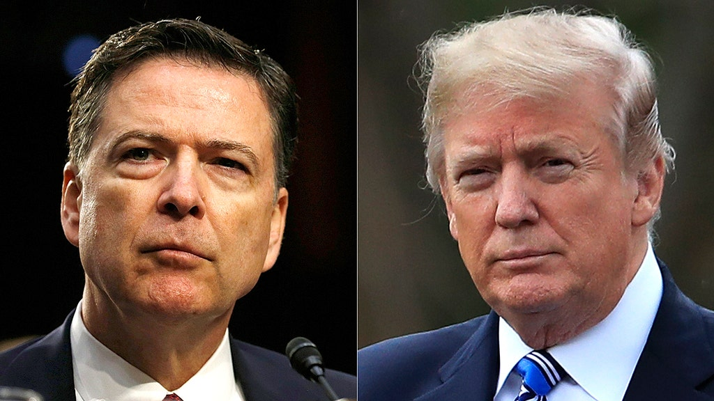 Priebus: Trump wanted Comey out at FBI 'from Day One'