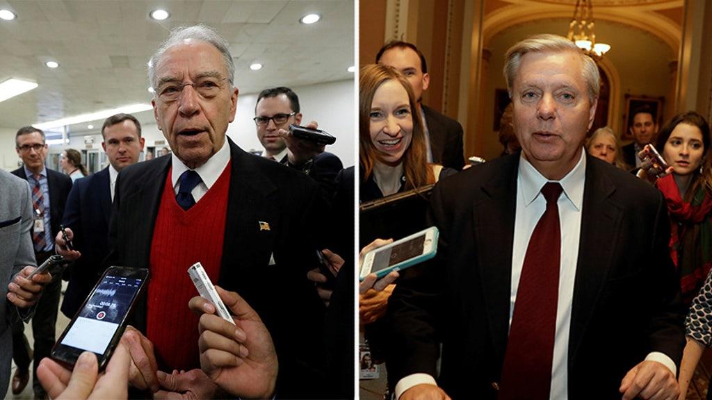 SEAN HANNITY: New Senate memo shows dossier saga even bigger mess
