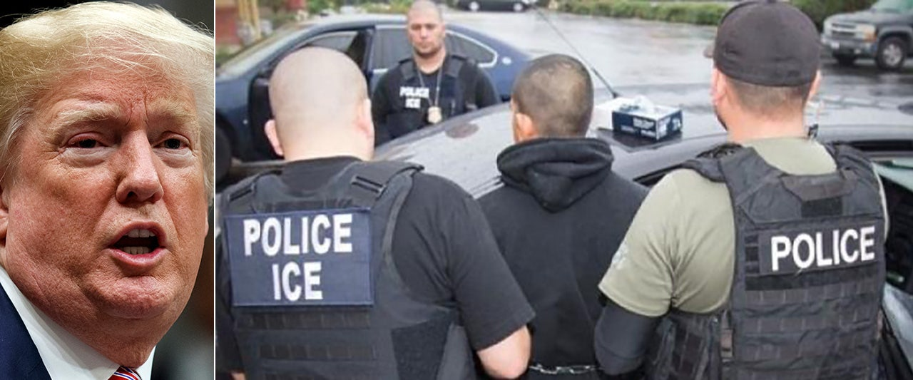 Trump floats stripping ICE agents from Golden State over refusal to assist feds on immigration