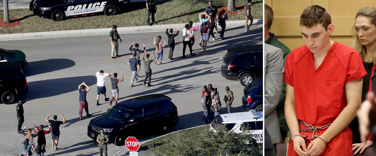 Deputy assigned to Florida school 'never went in' during deadly shooting: sheriff