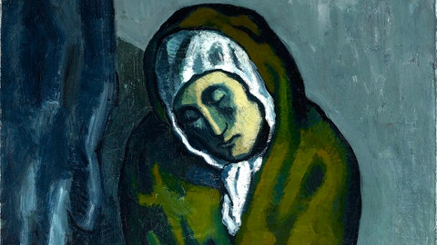 Picasso mystery: Hidden artwork discovered beneath painting