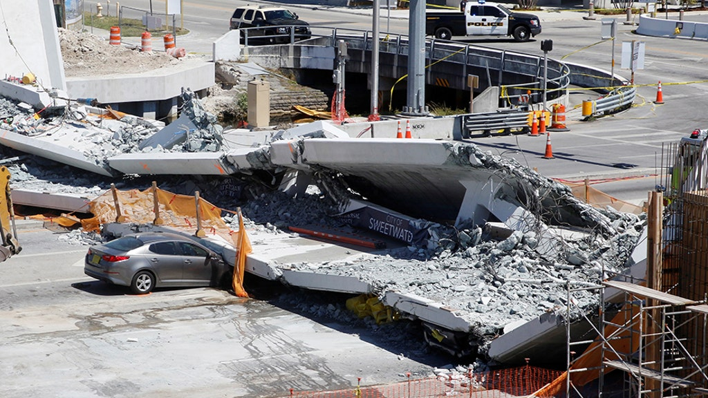 Stunning voicemail reveals engineer reported cracks on Florida bridge days before collapse