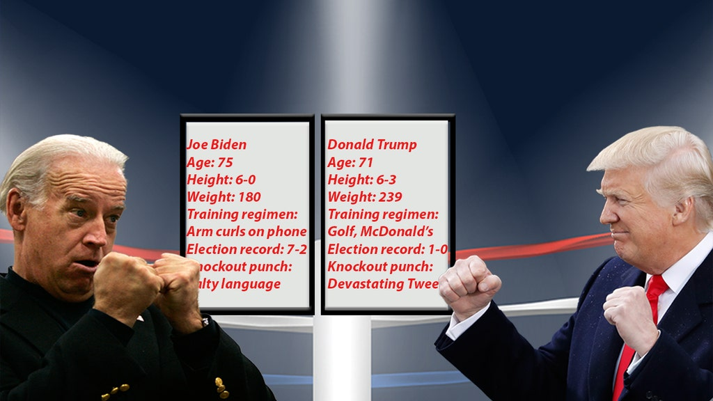 'Crazy Joe' v. 'Tweetin' Trump' want piece of each other, but who'd win a fight?