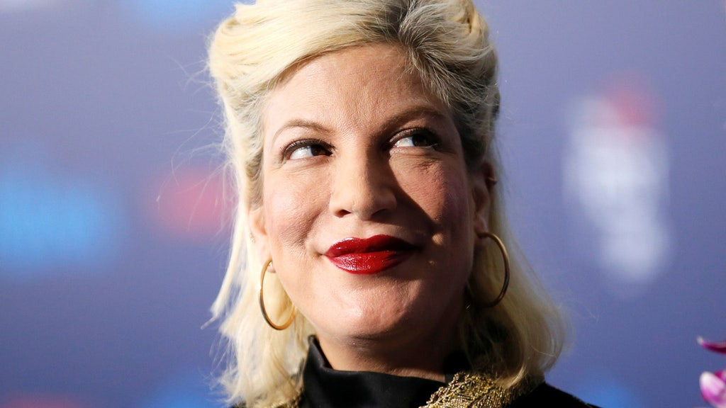 Tori Spelling's plunge from super-rich daughter to overwhelmed, struggling reality star