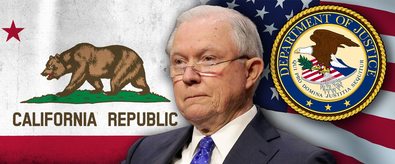 Trump DOJ sues California, claiming state stands in the way of enforcing laws