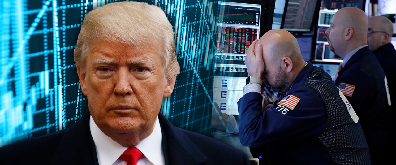 Dow plummets more than 720 points as Trump's China tariffs sink in