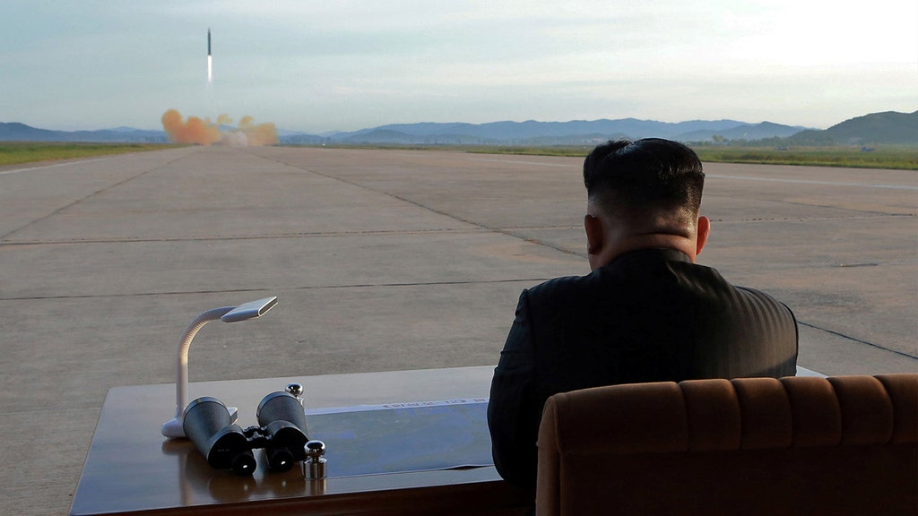 HARRY KAZIANIS: Beware of North Korea's nuclear and missile pledge