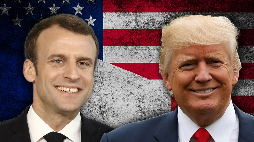 EXCLUSIVE: Macron details 'relationship' with Trump, says both are outsiders