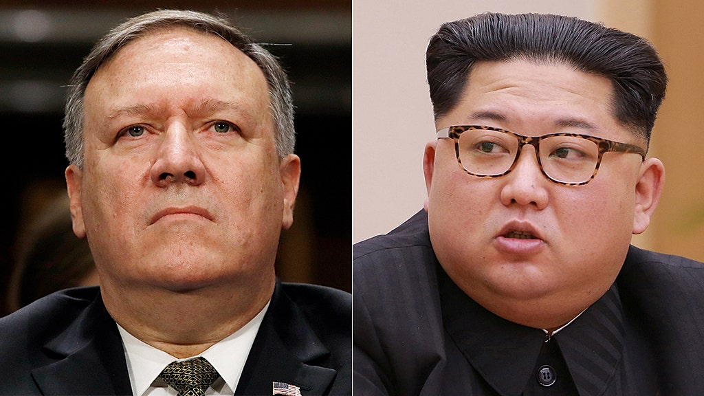 CIA chief discussed imprisoned Americans with Kim Jong Un, report says