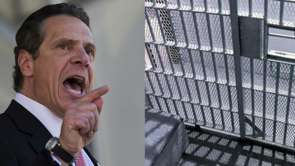 New York's Cuomo grants 35,000 paroled felons right to vote