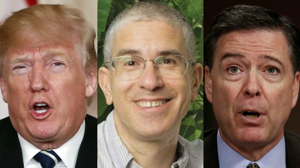 Professor who helped Comey leak memos on Trump had unpaid FBI job
