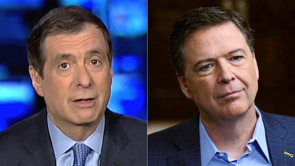 MEDIA BUZZ: Ex-FBI boss revealed as petty partisan as book hits shelves