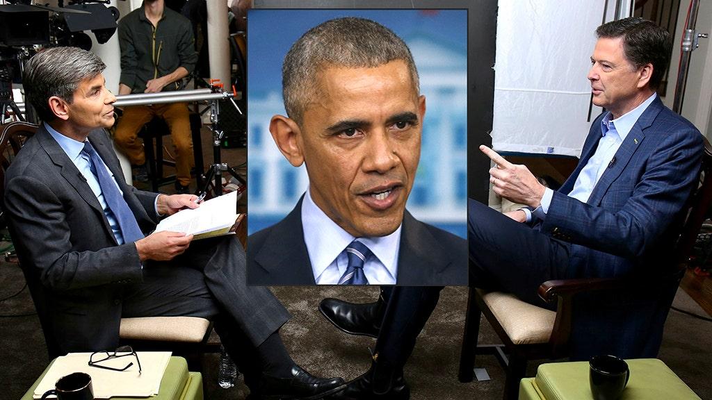 Ex-FBI boss Comey says Obama 'jeopardized' DOJ's credibility with email probe talk