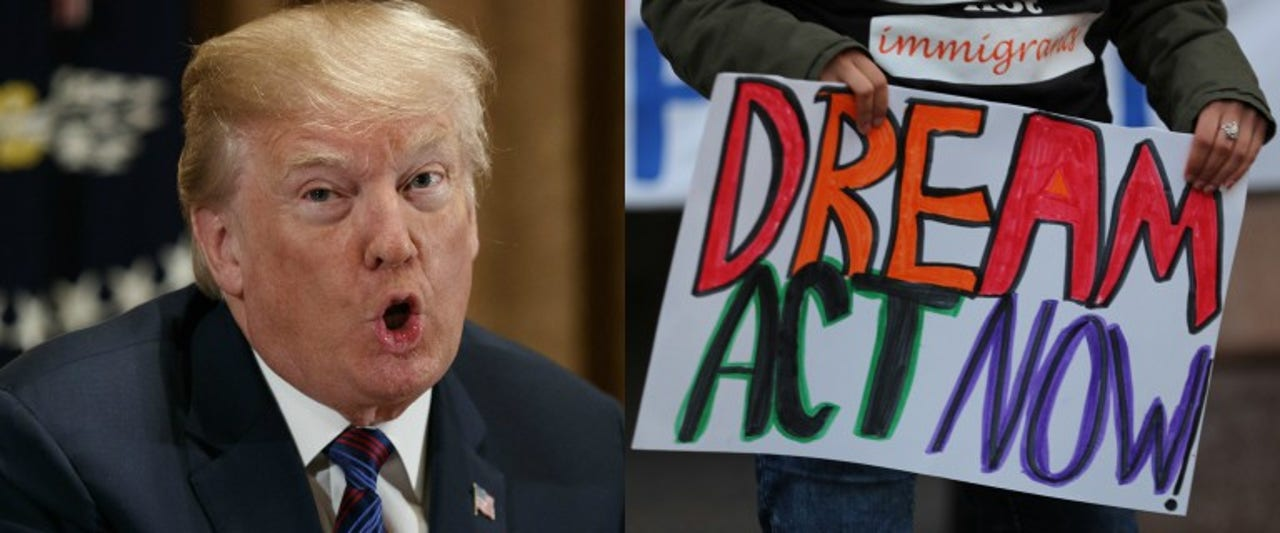 Bush-appointed judge calls Trump's push to end DACA 'arbitrary and capricious'