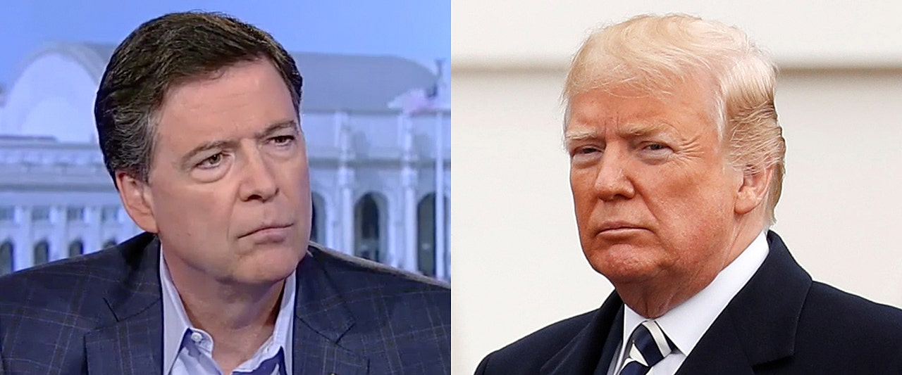 Trump slams Comey over classified leak denial made in bombshell FNC interview