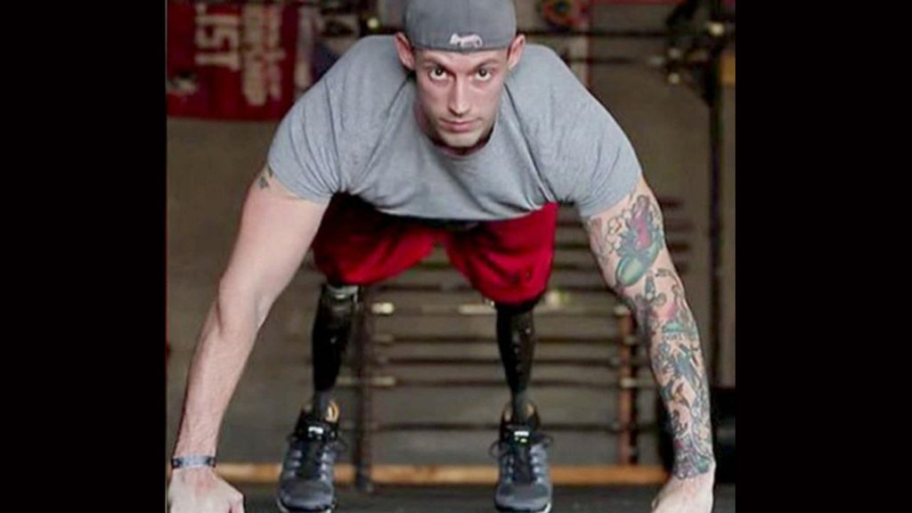 Veteran who lost legs to IED is booted from Six Flags ride