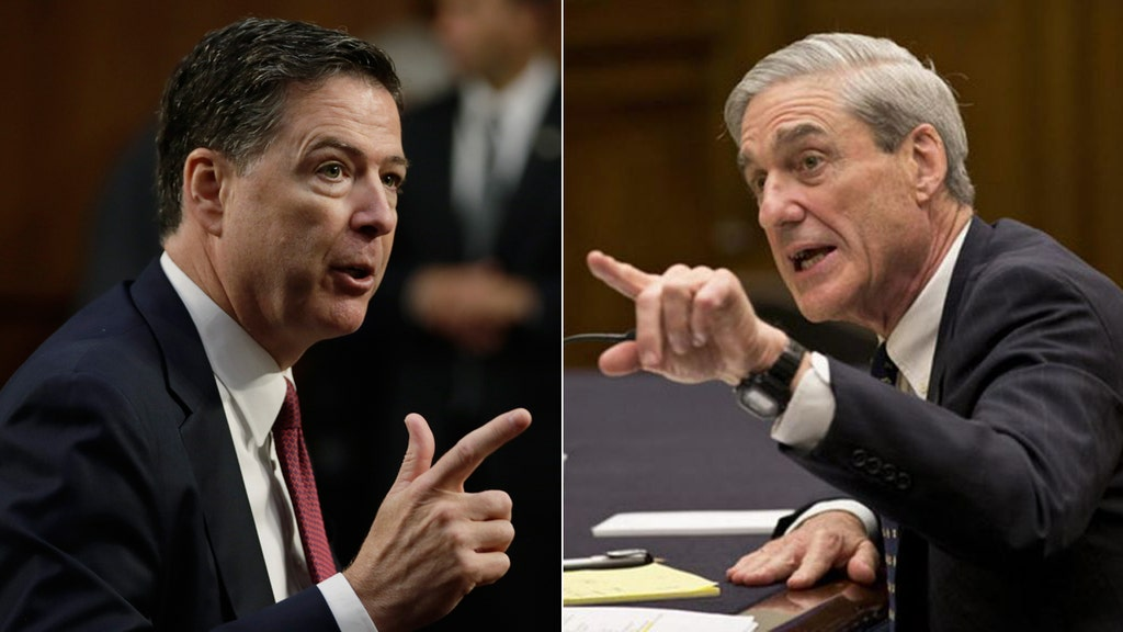 Ex-FBI official: Trump was right to fire Comey. He should not fire Mueller