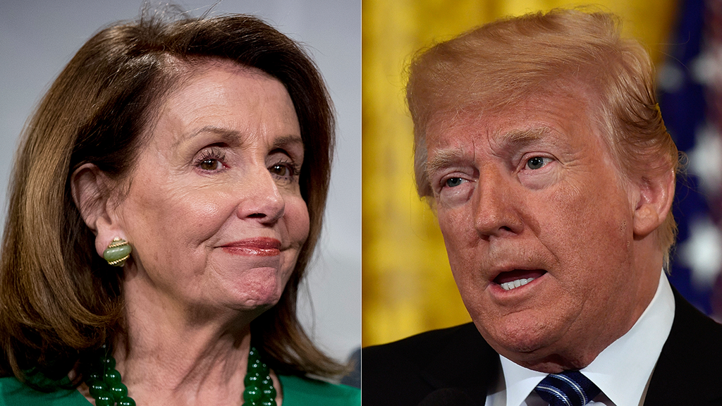 Dems want to seize Trump rally cry in messaging shift before midterms