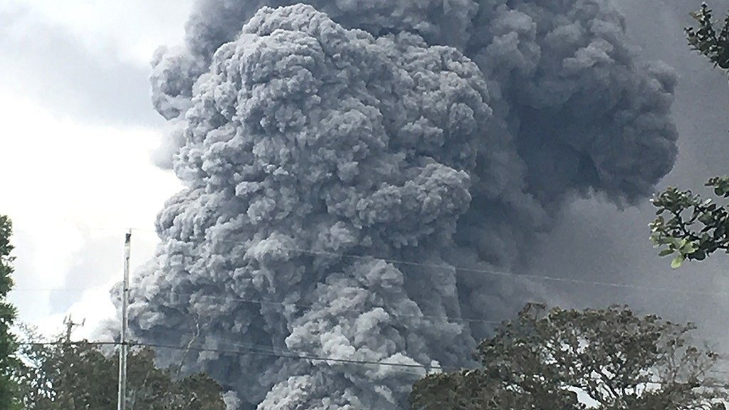 Huge eruption sends ash plume soaring 30,000 feet; worst may be to come