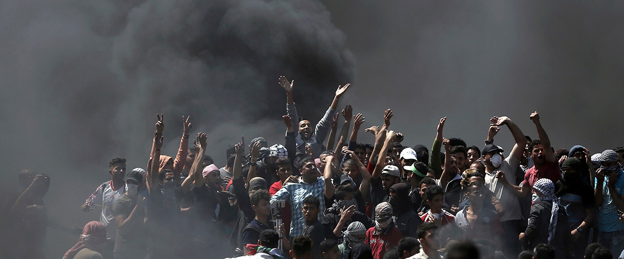 At least 18 Palestinians killed in rioting over move of US diplomatic headquarters