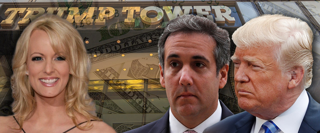 One line of Trump financial disclosure shows Cohen payment -- apparent Stormy hush money