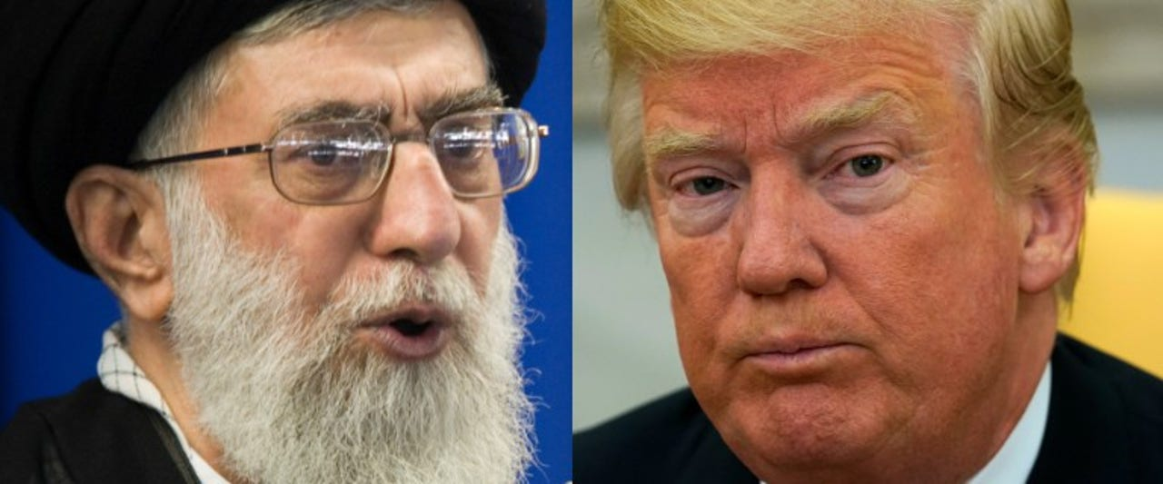 Iran says it will not renegotiate nuke deal prior to Trump's key decision on agreement