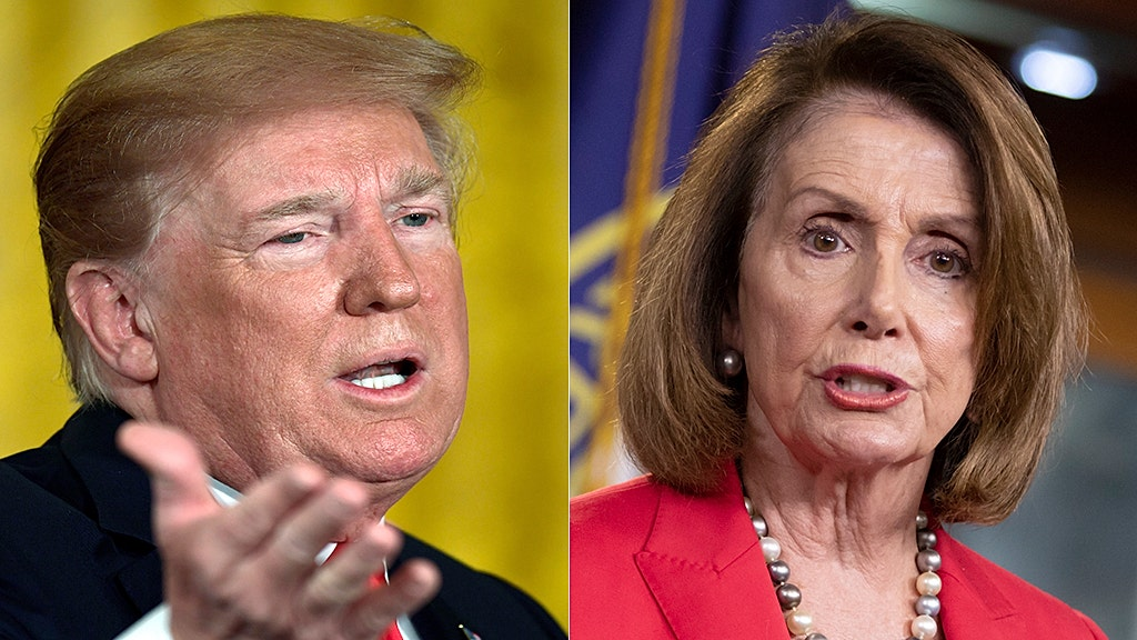 Pelosi, ally blast Trump for policy separating illegal immigrant families
