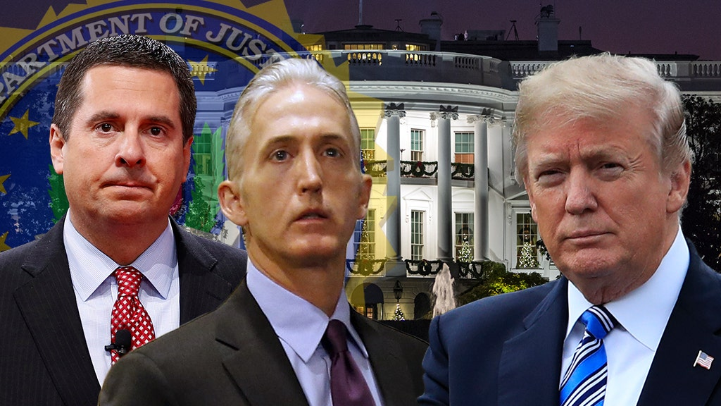 GOP given classified letter on potential FBI informants inside Trump campaign