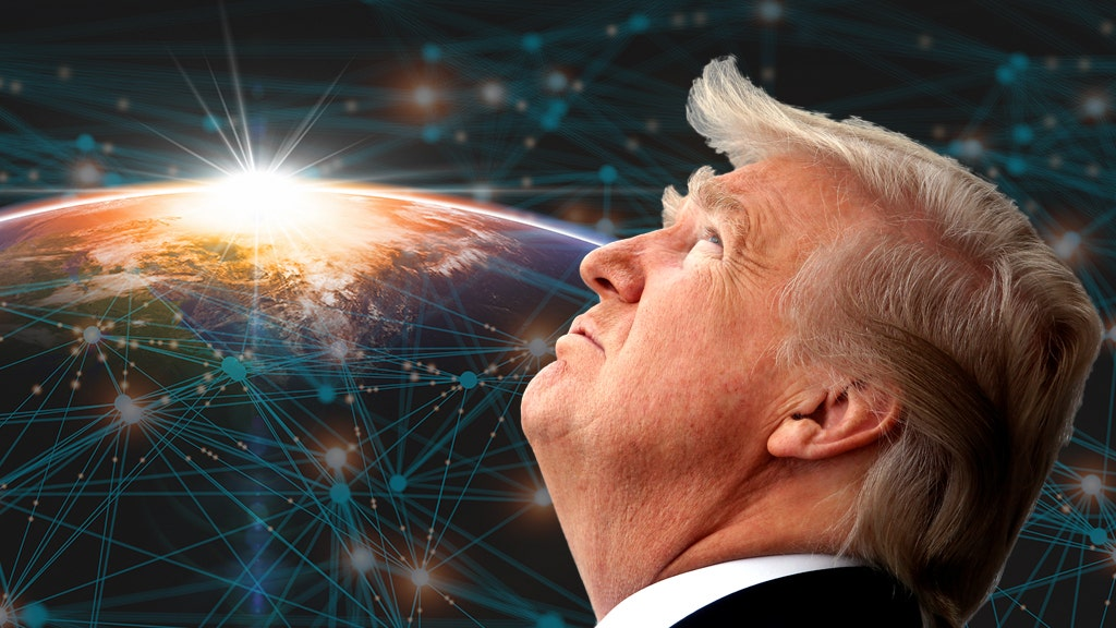 Trump boldly vows to create 'space force', return to Moon, reach Mars