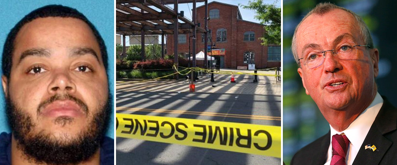 Gunman in NJ arts festival shooting left prison years early, but Dem governor blames weapons