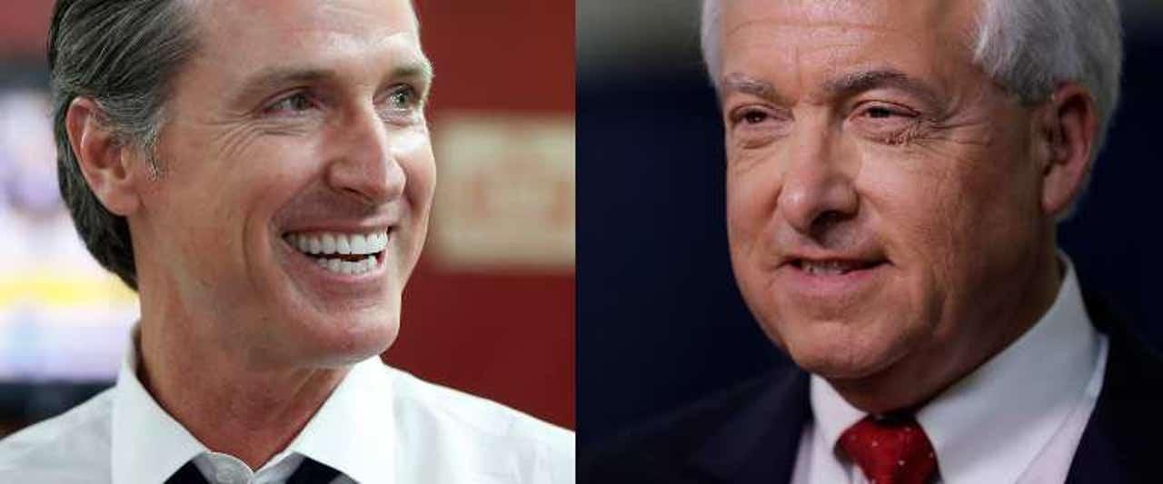 Voters put rare Republican on gov ballot as Cox finishes second in 'jungle' primary