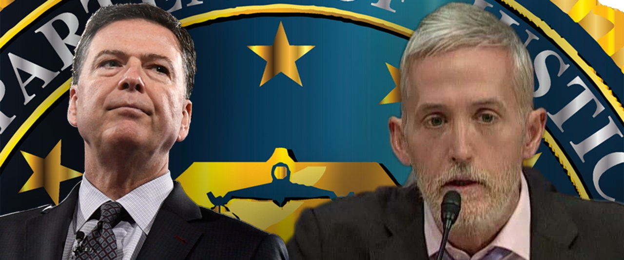 Gowdy scorches Comey for 'water-downed' Hillary probe, 'appointing himself' judge and jury