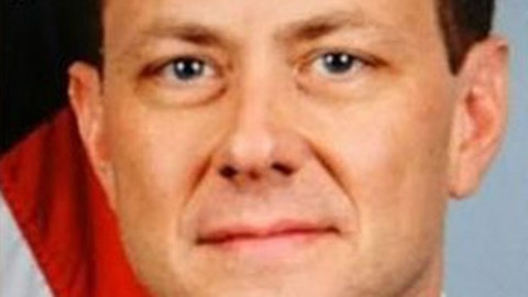 FBI official Peter Strzok, what could he possibly say?