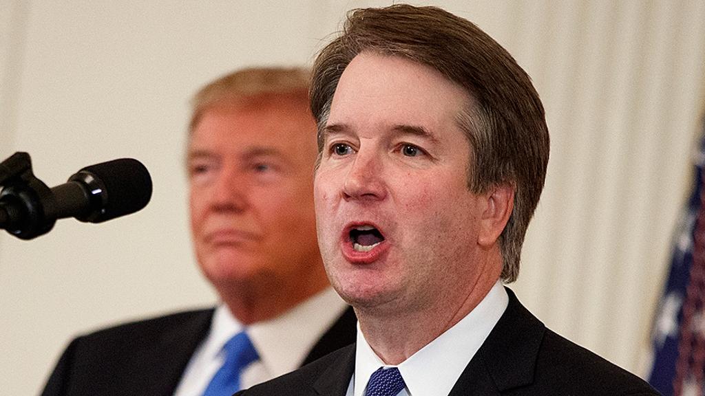 Dems slam pick as 'ideologue,' touching off bruising confirmation battle