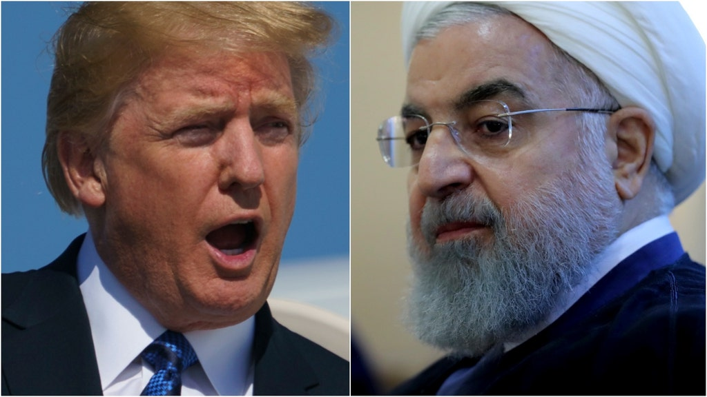 Trump cautions Rouhani to stop threats against US or 'suffer consequences'