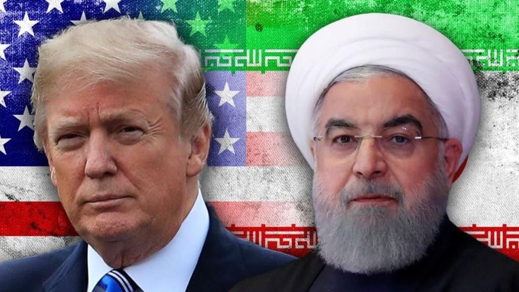 Trump tweets warning after Iranian president threatens 'mother of all wars'