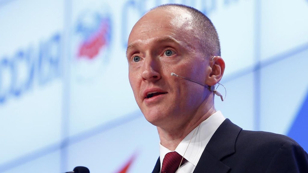 Justice Dept. releases data linked to Carter Page FISA warrant