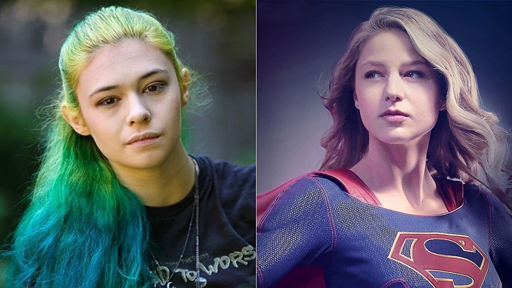 TV's 'Supergirl' to star trailblazing activist as superhero