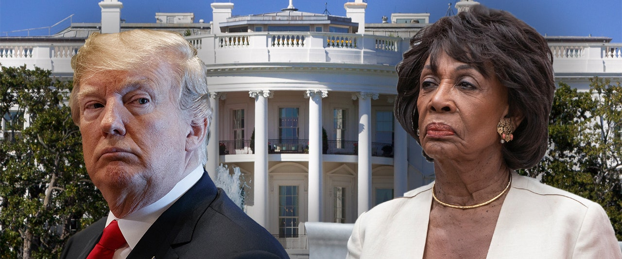 Maxine Waters says Americans are 'sick and tired of' Trump, calls for him to be removed from office