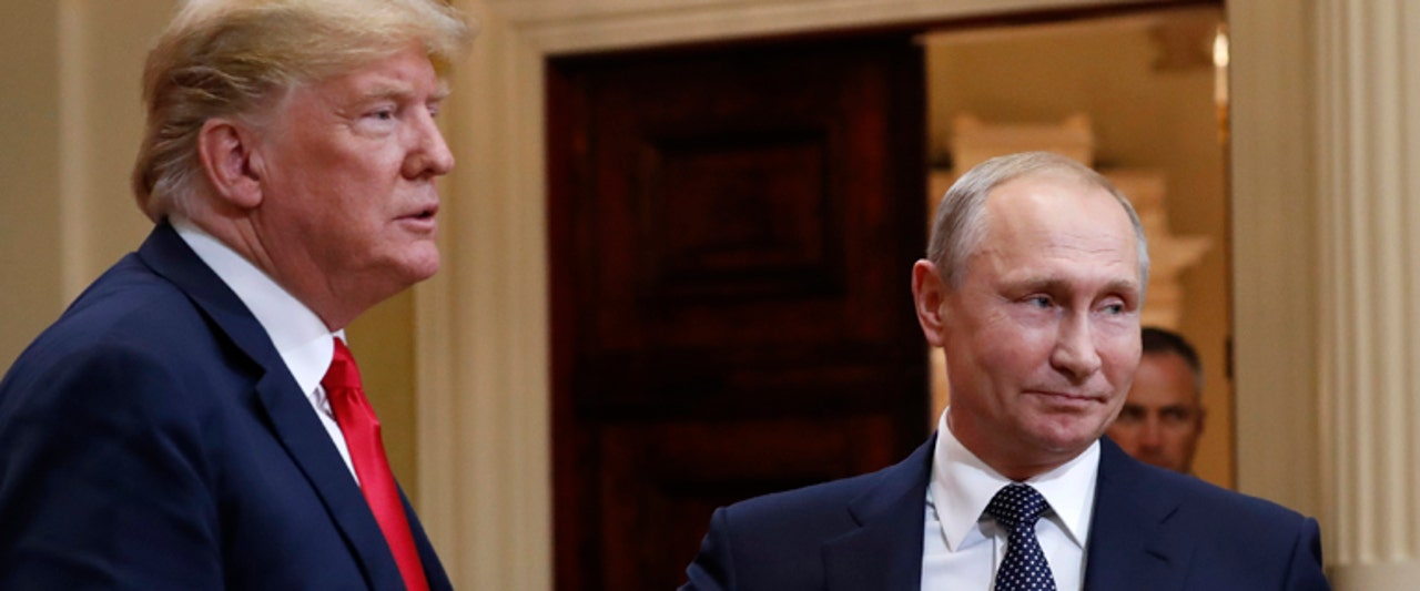 Trump triggers outrage over defiant news conference with Putin, as Dems fume over Mueller criticism