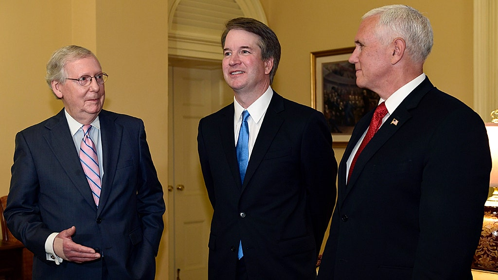 CARRIE SEVERINO: It's wise for Red State Dem senators to back Kavanaugh