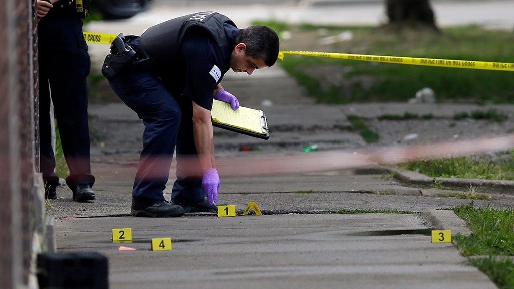 Windy City's tough firearms laws don't stem tide of bloodshed