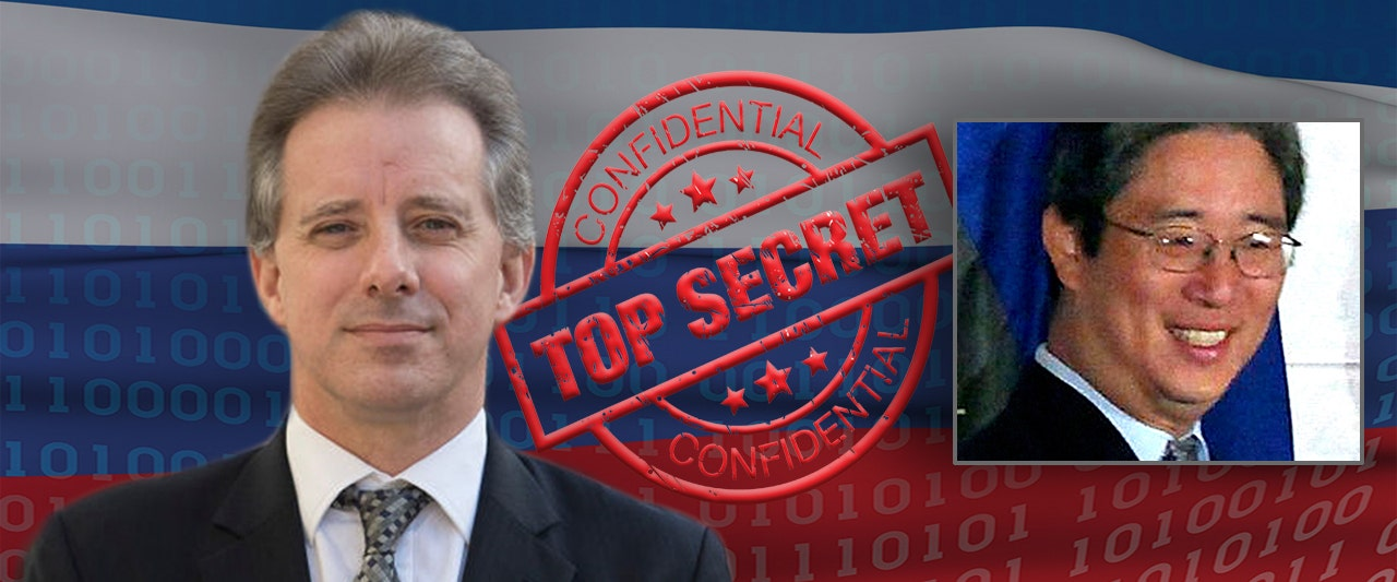 DOJ official's emails show dossier author feared Comey's firing would expose operation