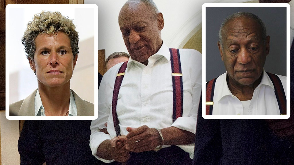 Bill Cosby hauled off in handcuffs after #MeToo sex assault sentencing