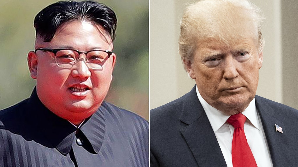 Trump could meet with Kim by year's end, South Korean president tells Fox