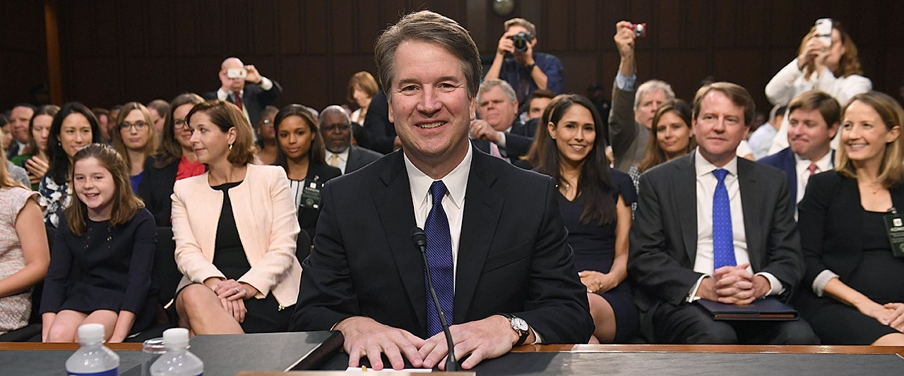 CHAD PERGRAM: Lost in the nomination noise, Kavanaugh's bid comes down to one basic equation