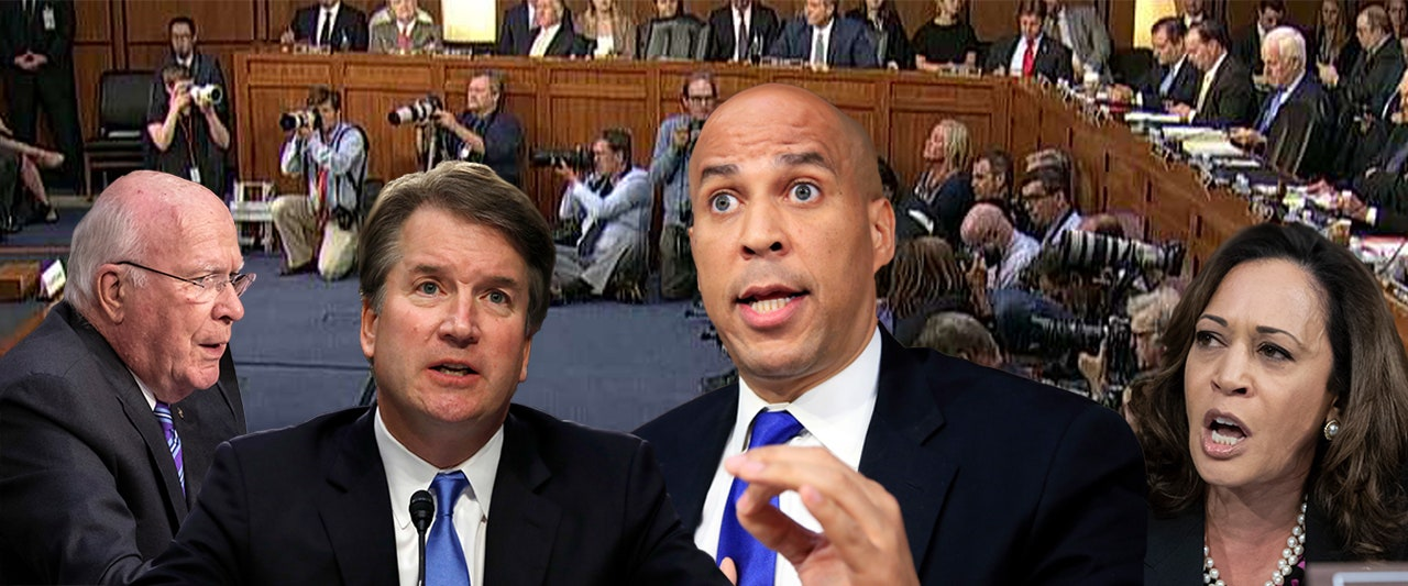 Booker rocks hearings by releasing post-9/11 Kavanaugh emails discussing racial profiling