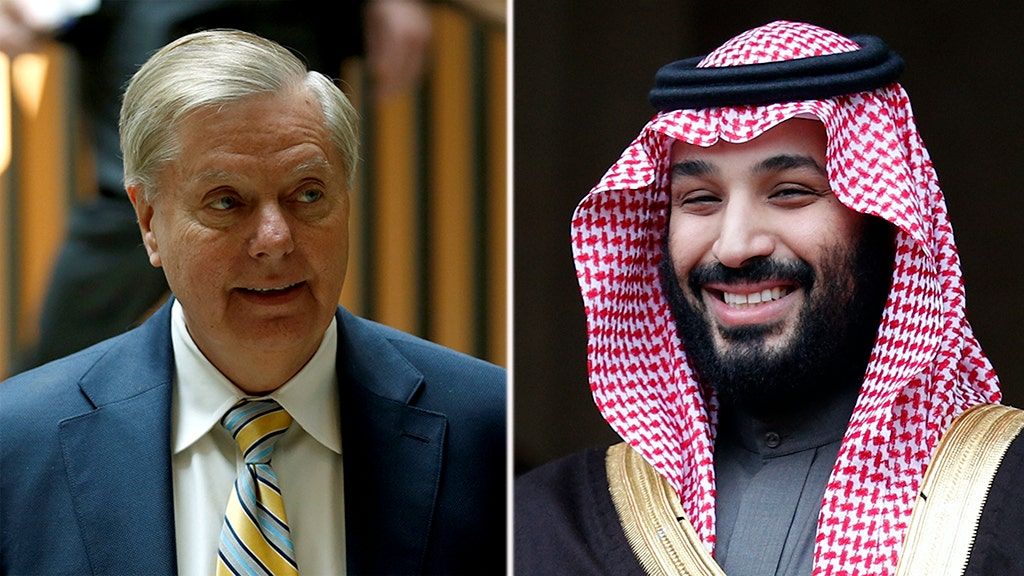 Graham: Saudi prince should be forced out over Khashoggi disappearance
