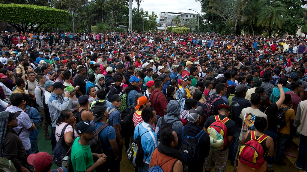 NEWT GINGRICH: The migrant caravan is an attack on America