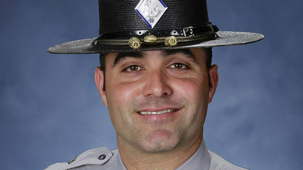 NC man recounts comforting dying state trooper gunned down at traffic stop